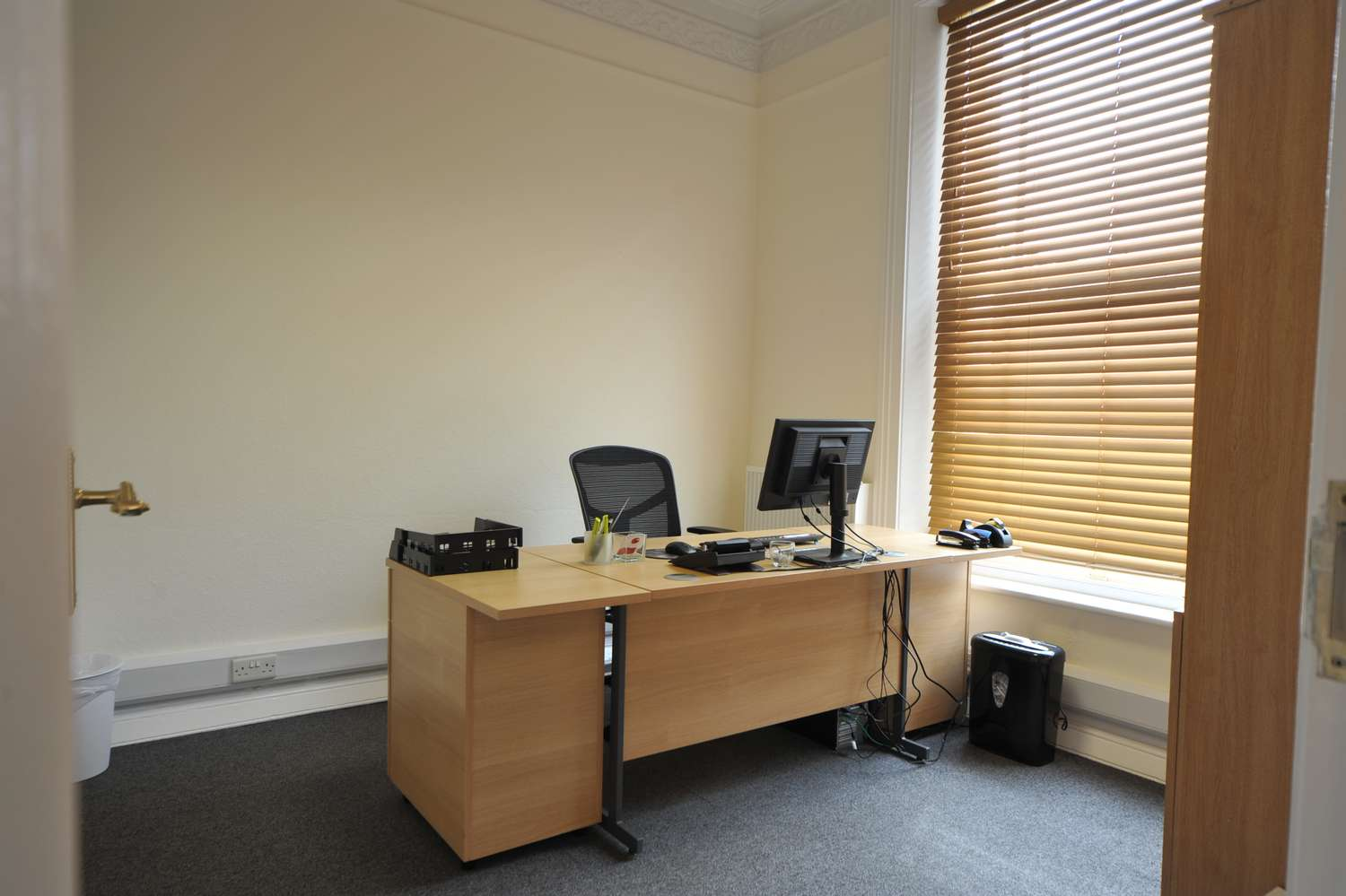 serviced office leamington
