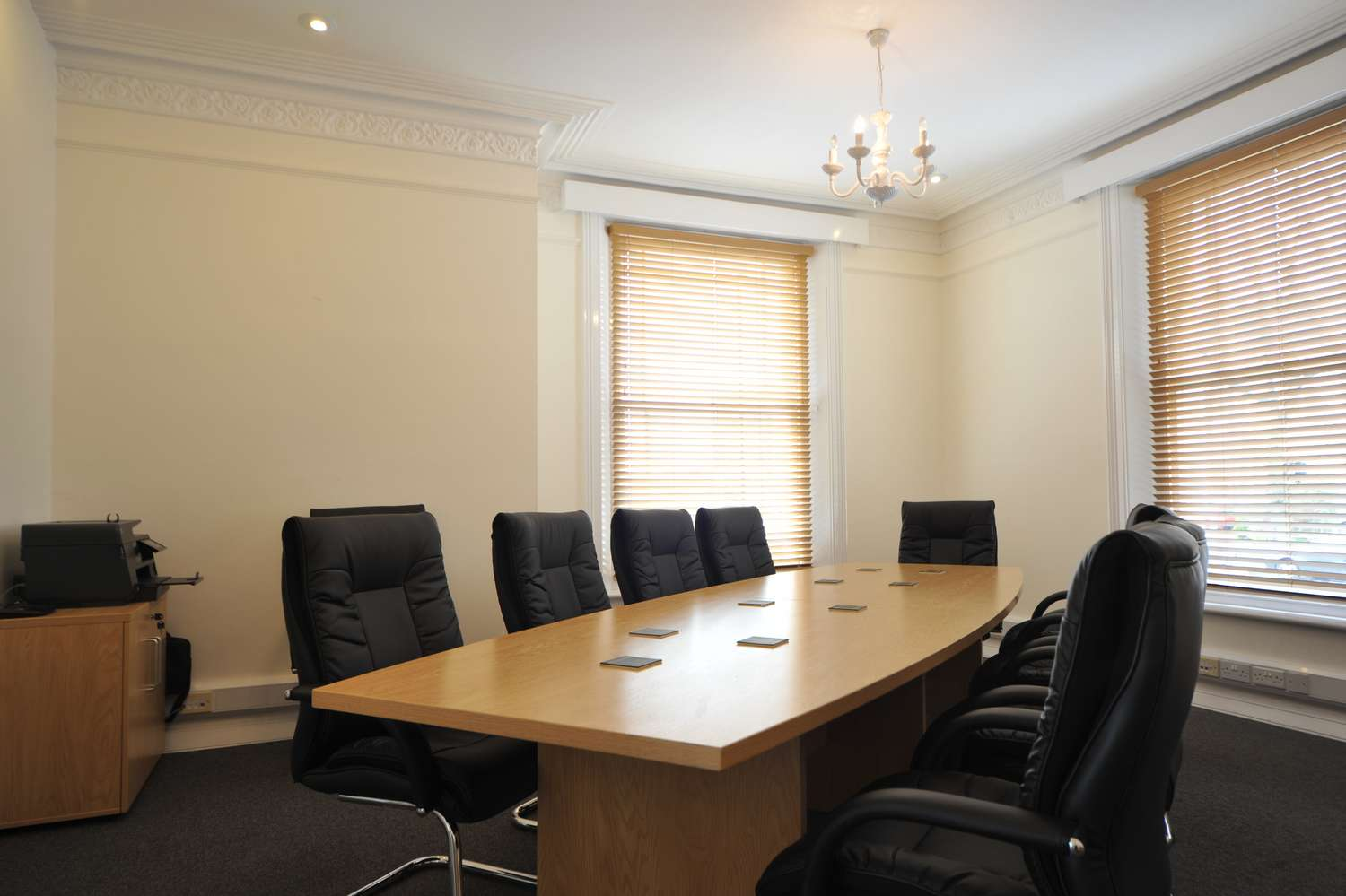 serviced office meeting room leamington