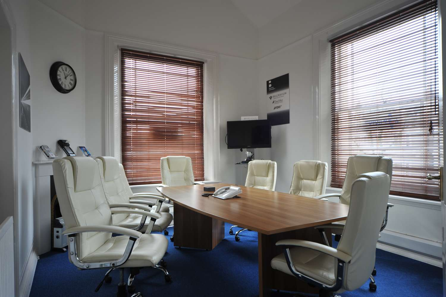 serviced office leamington 2