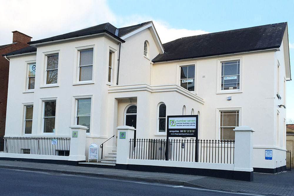 leamington spa serviced office