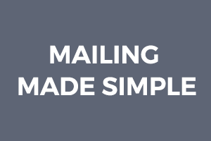 mailing-made-simple