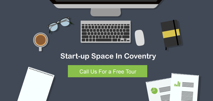 Start-up Office Space In Coventry