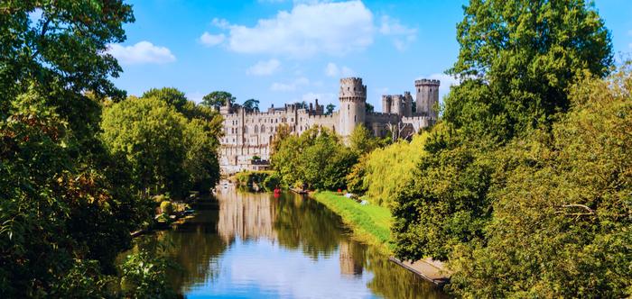warwickshire-castle
